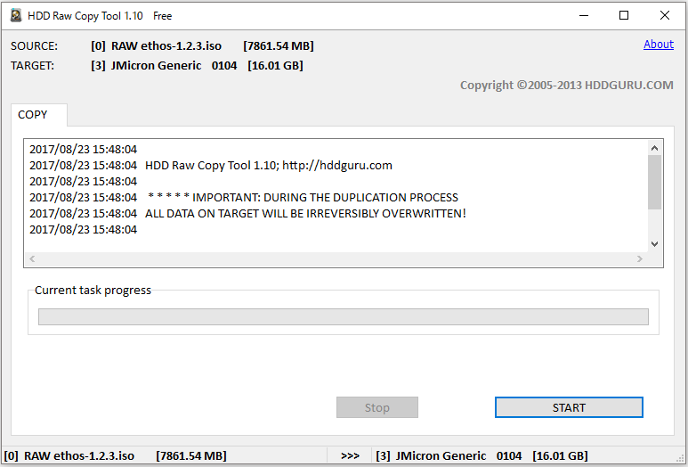 ethOS用 m 2 SSD 16GBを買ってみた | hyperbanana cafe