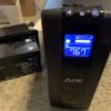APC Back-UPS NS1080 バッテリ交換